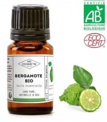 Бергамот-етерично-масло