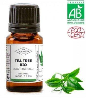 Чаено дърво-етерично масло