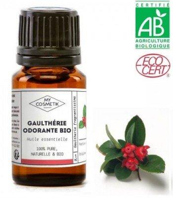 Гаултерия-етерично масло