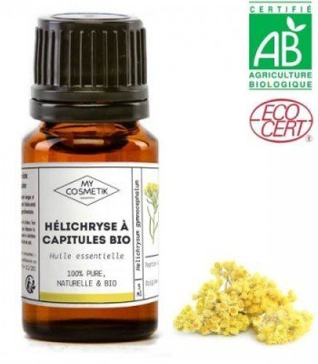 Хелихризум-етерично масло