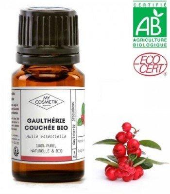 Легнала Гаултерия-етерично масло