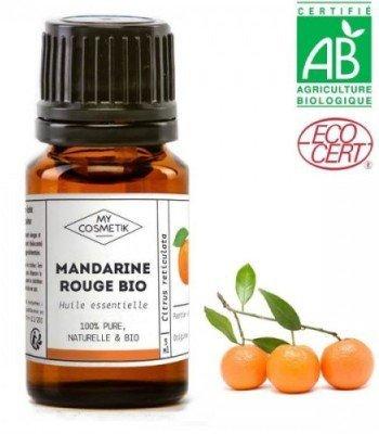 Мандарина-етерично масло
