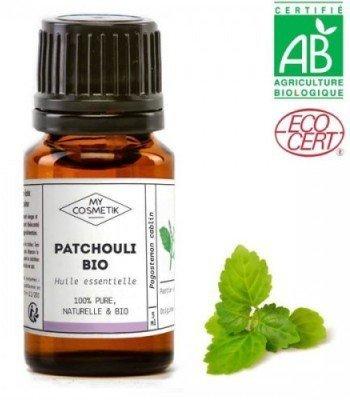 Пачули-етерично масло