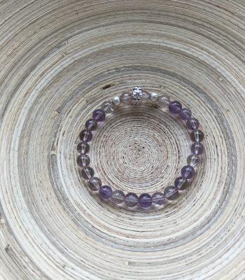 Аметрин-полускъпоценен камък