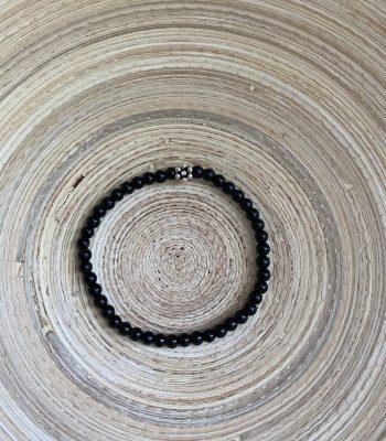 оникс-камък-гривна